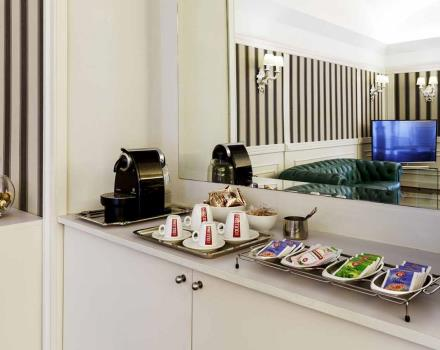 Servizi Suite - Best Western Plus Royal Superga Hotel Cuneo