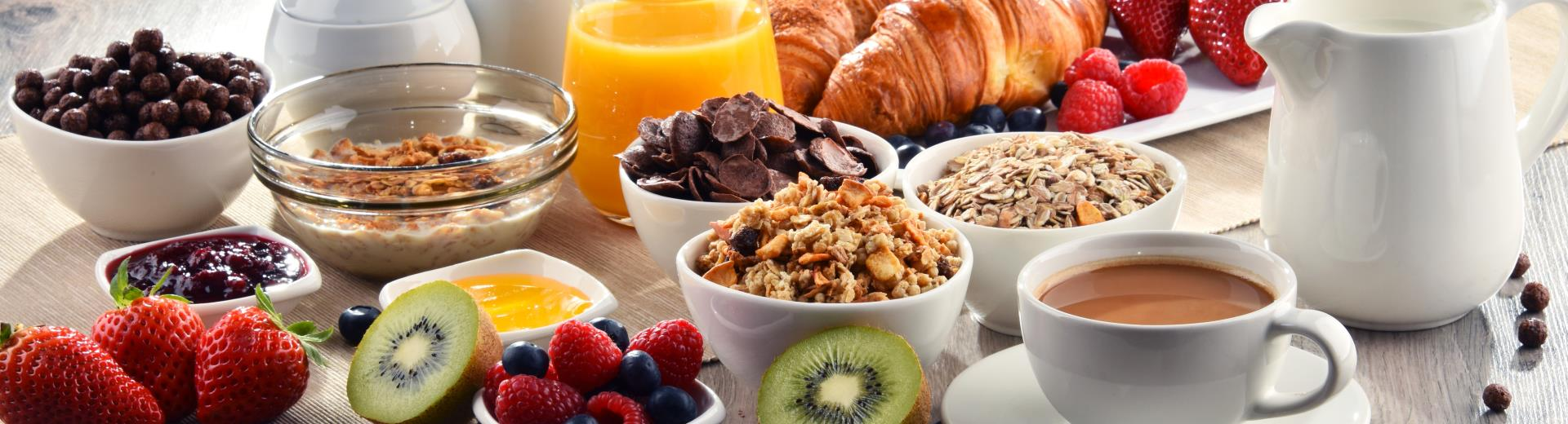 Per i soci Best Western Rewards® Gold, Platinum, Diamond e Diamond Select la colazione è gratis!