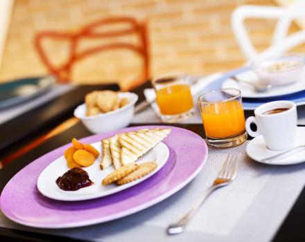Breakfast-Best Western Plus Royal Superga Hotel Cuneo